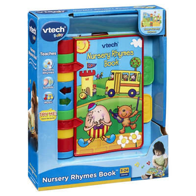 Vtech Baby Nursery Rhymes Book NEW
