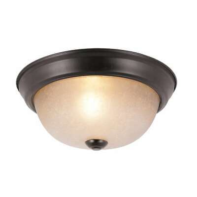 Trans Globe Value 3 Pack 10 Inch Flush Mount Tea Stained - 14012 ROB