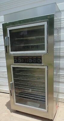 NU-VU SUB-123 Oven/Proofer, electric, Oven 3 Phase