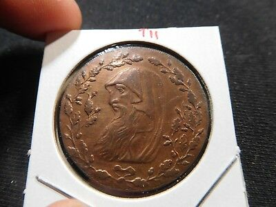 T11 Great Britain North Wales 1793 Conder 1/2 Penny