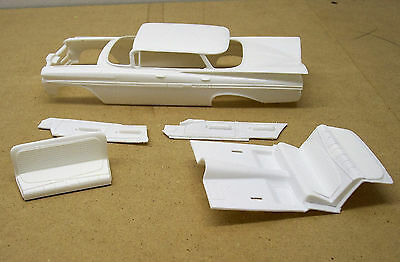 1959 Impala 4 Door Hardtop Kit  1/25 Scale Resin