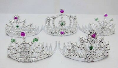 48 Beautiful Shiny Dress Up Tiaras 7cm wide