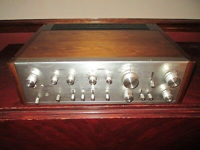 PIONEER SA-9100 STEREO AMPLIFIER - Fully Functional !!!