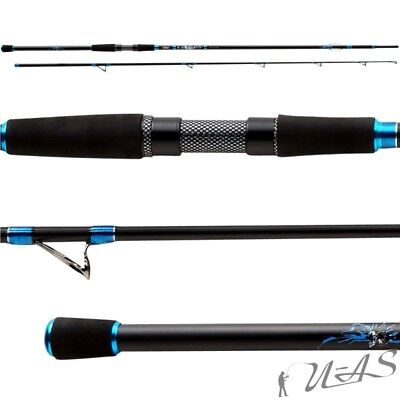 MITCHELL MAG PRO R 272 150-250g BOAT TOP HIGH CARBON PILKRUTE WALLER RUTE KVA