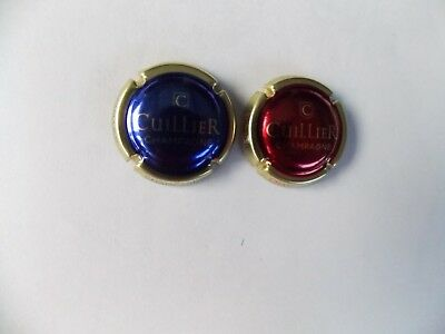 capsules champagne Thanetien Cuillier