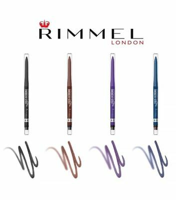 RIMMEL Exaggerate Eye Definer Smoke&Shine or Waterproof Liner & Smudger - CHOOSE