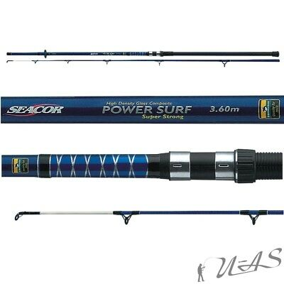 Daiwa Cormoran Seacor Surf Rod Power Brandungs Rute 3,60M 100-200G Kva