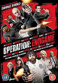 Operation: Endgame [DVD], DVD, New, FREE & Fast Delivery