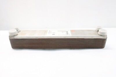 New Gea Wtt WP24-24 Brazed Plate Heat Exchanger
