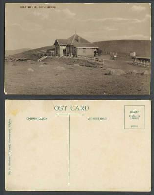 India Old Postcard Golf House Ootacamund Ooty Golfing Sports Dinshaw H Hazary 15