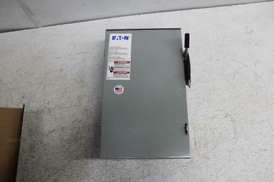 Eaton 3R Fusible Safety Switch/ DG32 Disconnect 2NRB 60A 240V