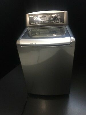 Lg Waveforce Demo Mini Washing Machine Display