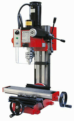 Sieg X2 Variable Speed Dovetail Milling & Drilling Machine (Mill Drill)
