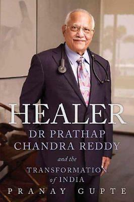 Healer by Pranay, Gupte, NEW Book, (Hardcover) FREE & Fast Delivery