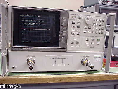 Hp Agilent Hp-8720B Network Analyzer 130Mhz To 20Ghz With New Calibration