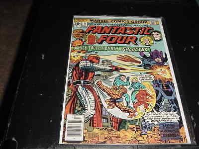STAN LEE signed AUTO marvel 1976 FANTASTIC  FOUR comic book (authentic hologram)