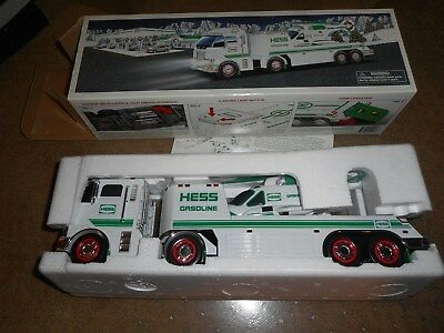 Hess 2006 Toy Truck And Helicopter MIB