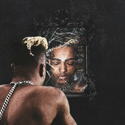 "XXXTENTACION Rapper Fabric Poster  13x13"" 24x24"" Decor 13"