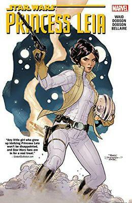 Star Wars: Princess Leia by Terry Dodson, Mark Waid | Paperback Book | 978078519