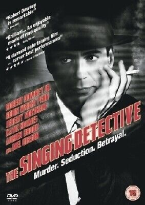 The Singing Detective DVD (2004) Robert Downey Jr, Gordon (DIR) cert 15