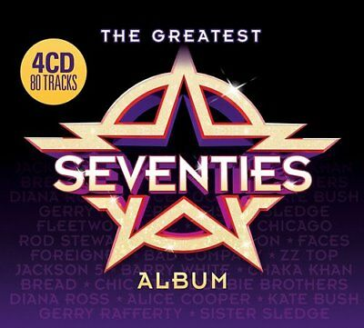 Various Artists : The Greatest Seventies Album CD (2018) ***NEW***