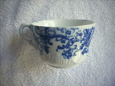 c1896 ANTIQUE BLUE WILLOW CUP Rd No 284693 AND OTHERS AVAILABLE