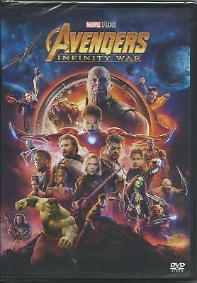 The Avengers. Infinity War (2018) DVD dal 29/08/2018