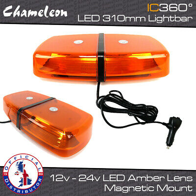 Chapter 8 Mini Magnetic LED Warning Beacon Recovery Lightbar 12v - 24v