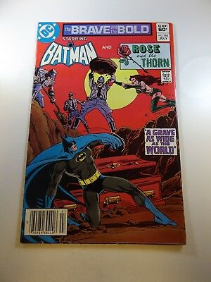 Brave and the Bold #188 FN- condition Huge auction going on now!