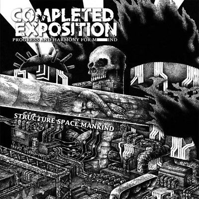 Completed Exposition – Structure Space Mankind 12 inch slight slappers ug carc