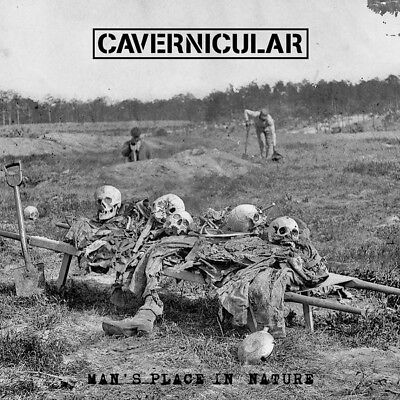 Cavernicular – Man's Place in Nature 12 inch mk ultra f-a-s-t katexmosh spazz