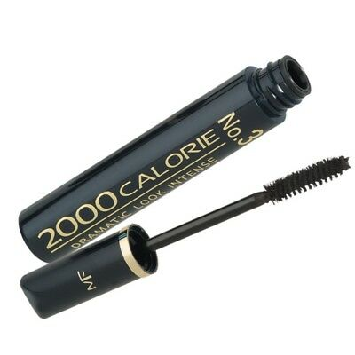 MAX FACTOR 2000 Calorie Dramatic Look Mascara 9ml - Choose Shade - NEW