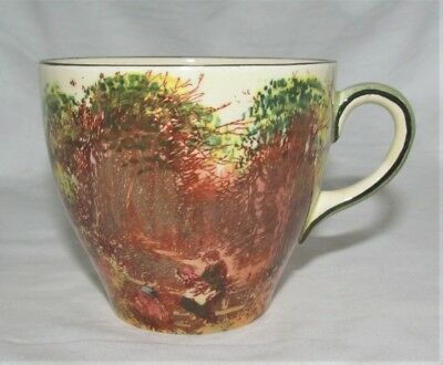 Royal Doulton Series Ware Rustic England D5694 Orphan/Single Cup