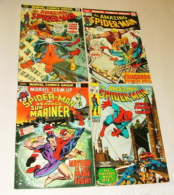 % 1960-70's The Amazing Spider-Man  Comic Book Collection  Lot S-52