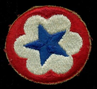 US Army WW2 Staff Support Patch J-3