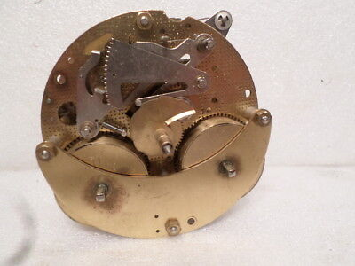 FHS 8 Day Ship Bell Striking Clock Movement-Use Movement or Parts