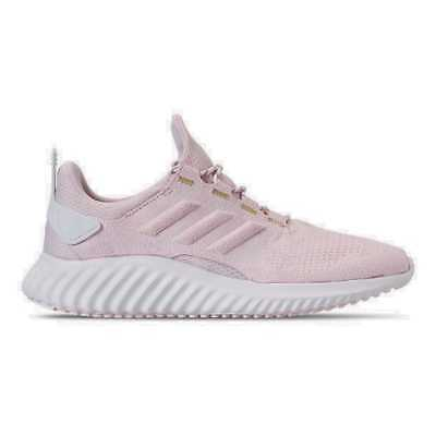 1023c723b Women s adidas AlphaBounce City Running Shoes Orchid Tint White Gold D96803  ORC