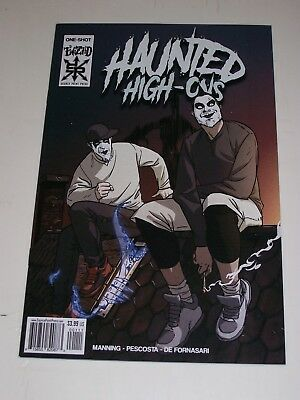 Haunted High-Ons #1 VF- Twiztid Source Point Press ICP