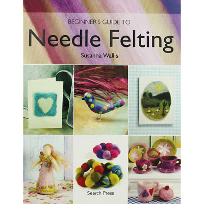 Beginners Guide to Needle Felting (Paperback), Non Fiction Books, Brand New