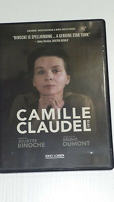Good Used CAMILLE CLAUDEL 1915 (DVD/2013/5:1/FRENCH W/ ENGLISH SUBTITLE OPTIONS)