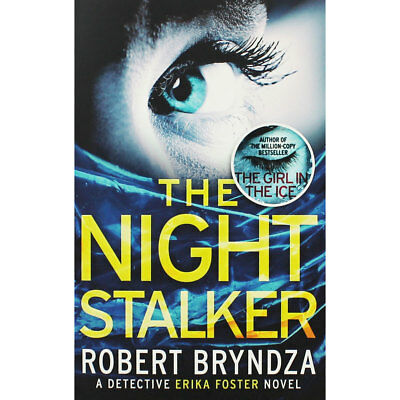 The Night Stalker by Robert Bryndza (Paperback), Fiction Books, Brand New