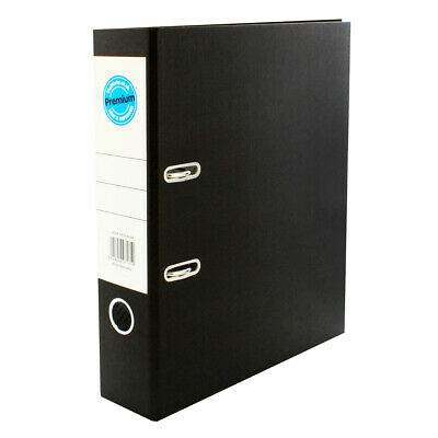 A4 Black Lever Arch File, Stationery, Brand New