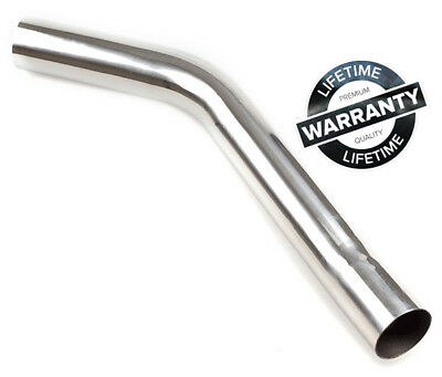 New Lextek Stainless Steel Exhaust Link Pipe, Triumph Tiger 800 (2010 to 2018)