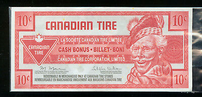 WORLD PAPER CANADIAN TIRE (Cash Bonus-Billet Boni) (S145)
