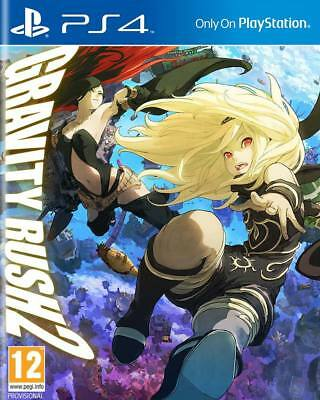 Gravity Rush 2 (PS4) BRAND NEW AND SEALED - IN STOCK - QUICK DISPATCH