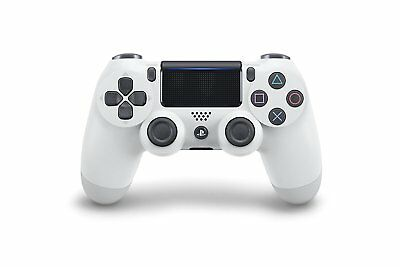 Nuovo PLAYSTATION Dualshock 4 Controller Wireless - Ghiacciaio Bianco (PS4)