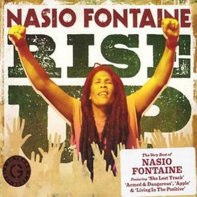 Nasio Fontaine : Rise Up CD (2007) ***NEW***