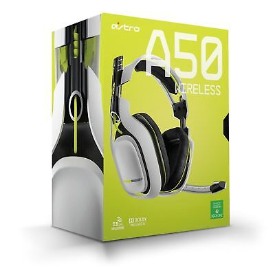 Astro Gaming A50 Wireless Headset White Gen 2 Xbox One