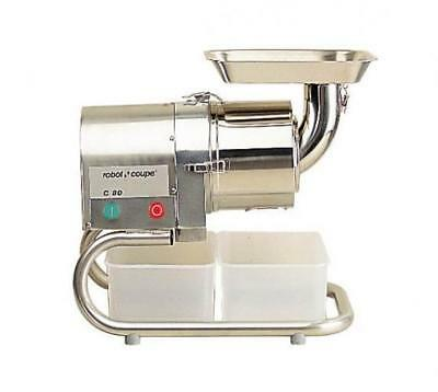 Robot Coupe C80 Automatic Pulp Extractor Juicer Continuous Feed 165lbs/hr