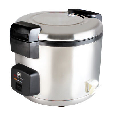 Thunder Group SEJ60000 33 Cup Electric Rice Cooker-Warmer w/ Digital Contols